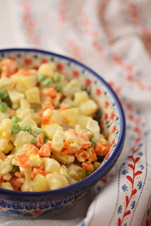Simple Potato Salad Recipe