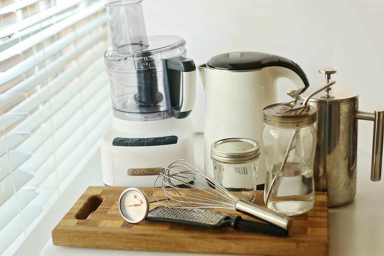 kitchen essentials staples